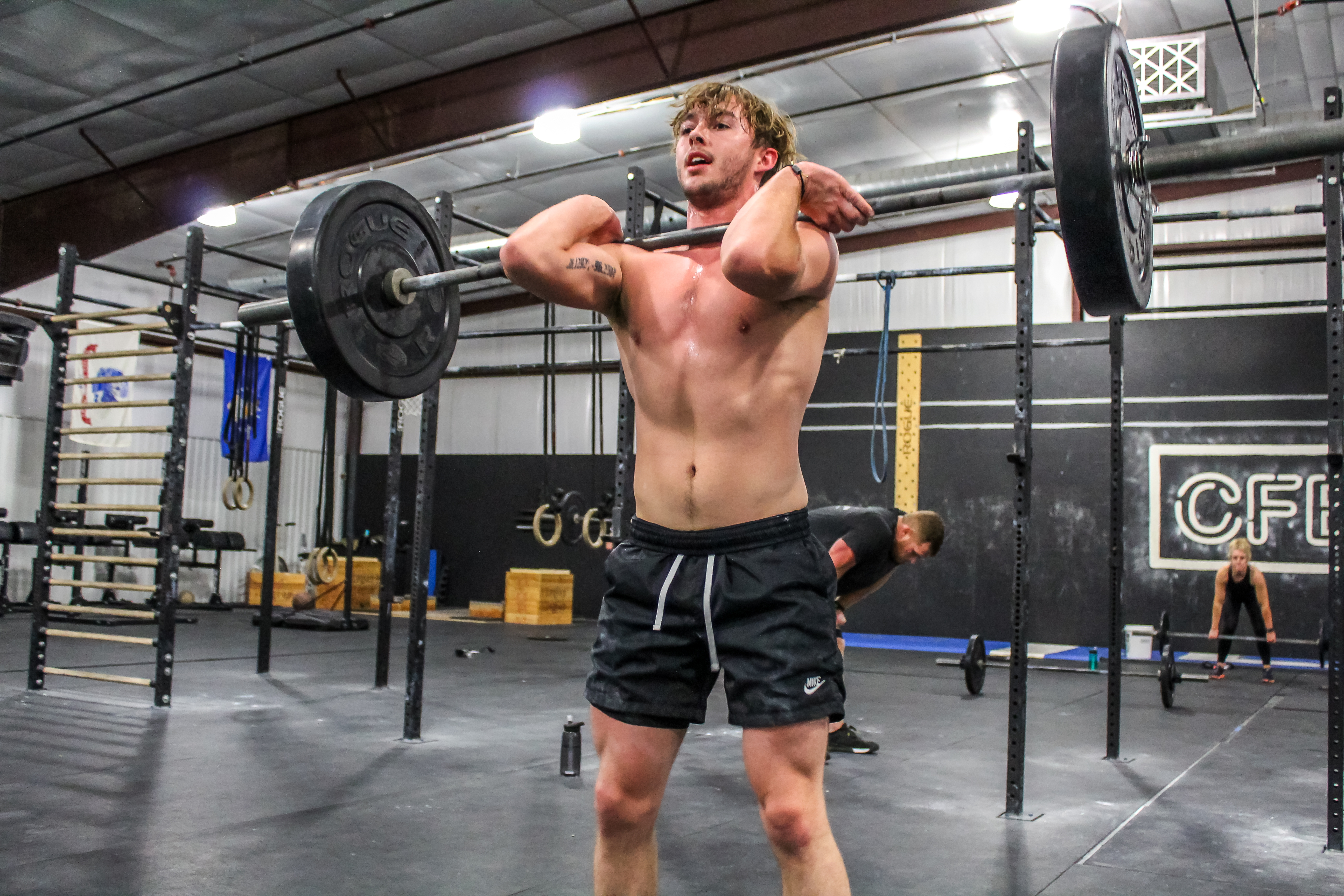 athlete image
